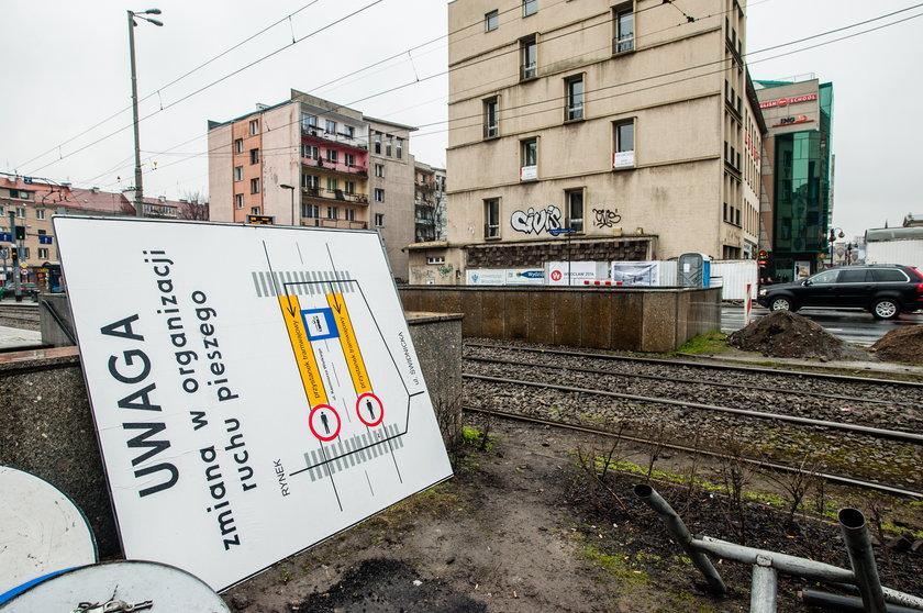 Zmiany w związku z zamknięciem Przejścia Świdnickiego we Wrocławiu