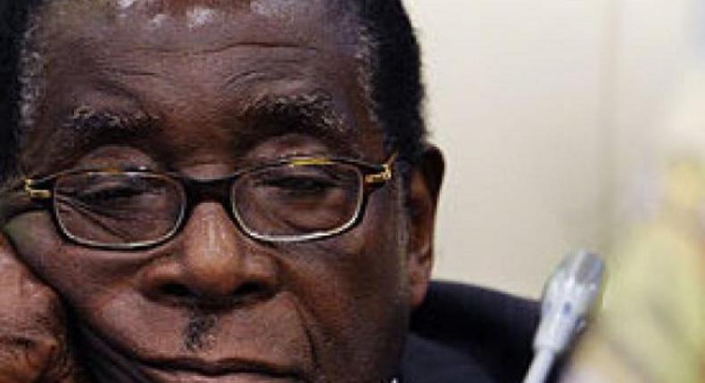 Robert Mugabe, the former president of Zimbabwe