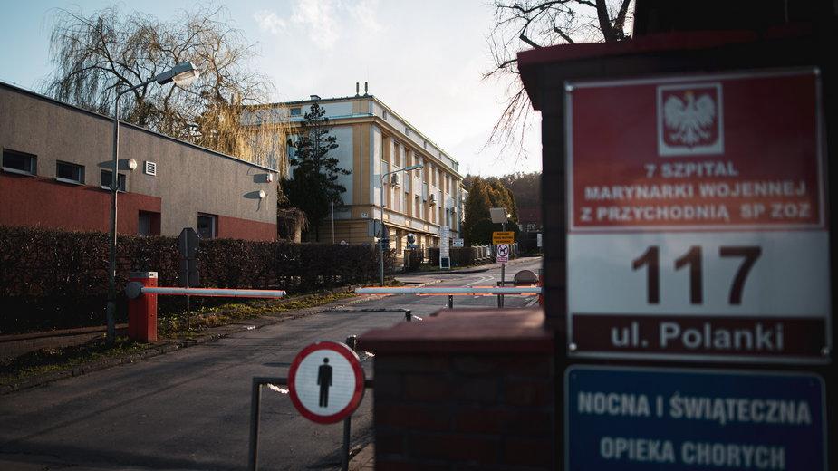 7. Szpital Marynarki Wojennej w Gdańsku