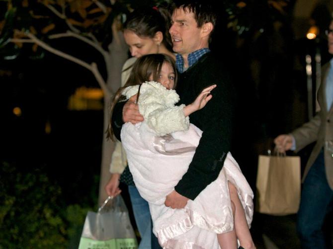 Tom Kruz nije video ćerku četiri godine: Ona više nije deo njegovog života