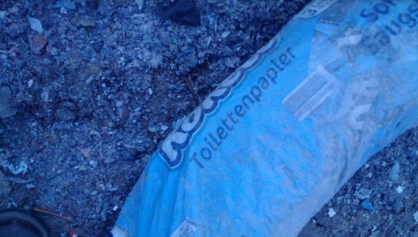Rowerzyści odkryli coś strasznego w lesie pod Ostrowem