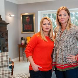 """Odeta Moro pokazała swój dom. Jak mieszka gwiazda """"Agenta""""?"""
