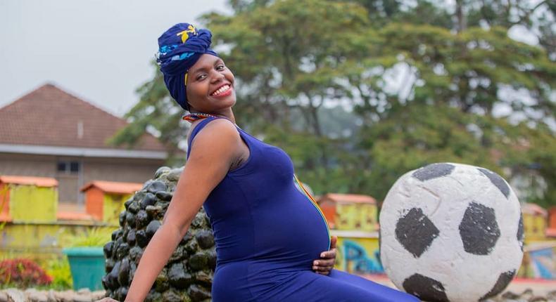 Churchill show Comedian Zeddy welcomes Bouncing baby girl