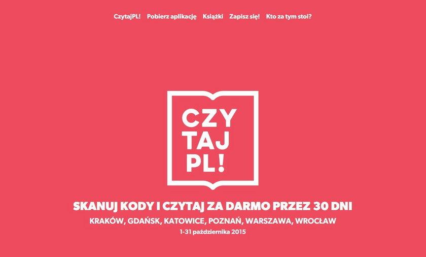 Logo czytaj.pl