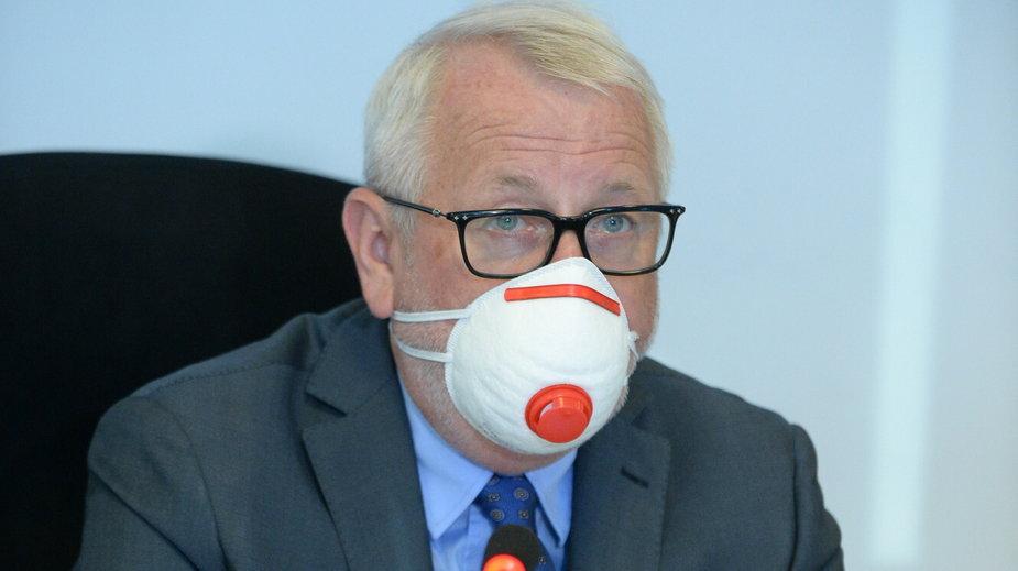 Andrzej Matyja o sytuacji w ochronie zdrowia