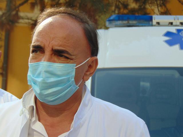 Doktor Miloš Božović, direktor Zdravstvenog centra Užice
