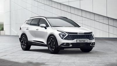Nowa Kia Sportage - odważnie zaprojektowany SUV