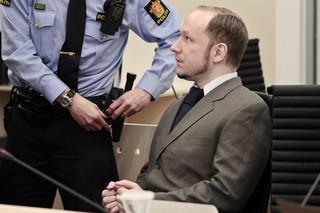 ETPCz oddalił skargę Breivika na warunki odbywania kary