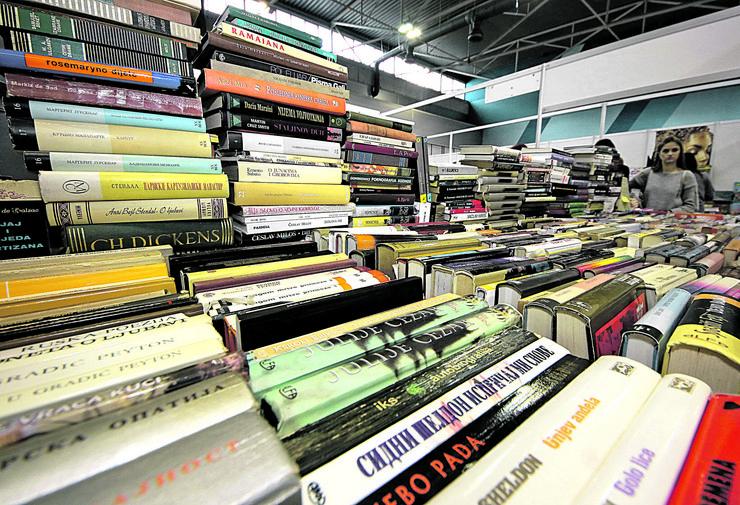 Knjige, Sajam