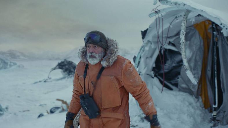 """George Clooney w filmie """"Niebo o północy"""""""