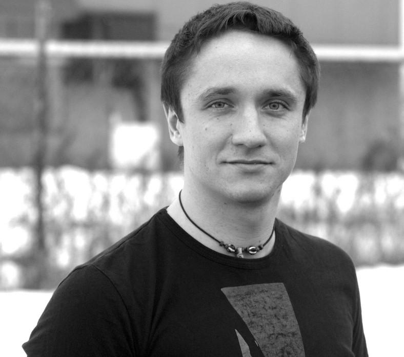 Żegnaj Jarku - piszą na Naszej-klasie koledzy zmarłego dziennikarza, Jarosława Zabiegi