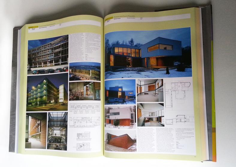 Broken House, czyli Dom z Ziemi Śląskiej w prestiżowym atlasie architektury współczesnej wydawnictwa Phaidon
