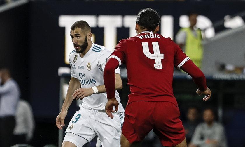 CHAMPIONS LEAGUE: REAL MADRID VS LIVERPOOL