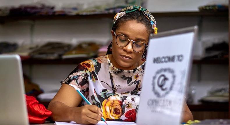 Ophelia Crossland represents Ghana at Global fashion exhibition