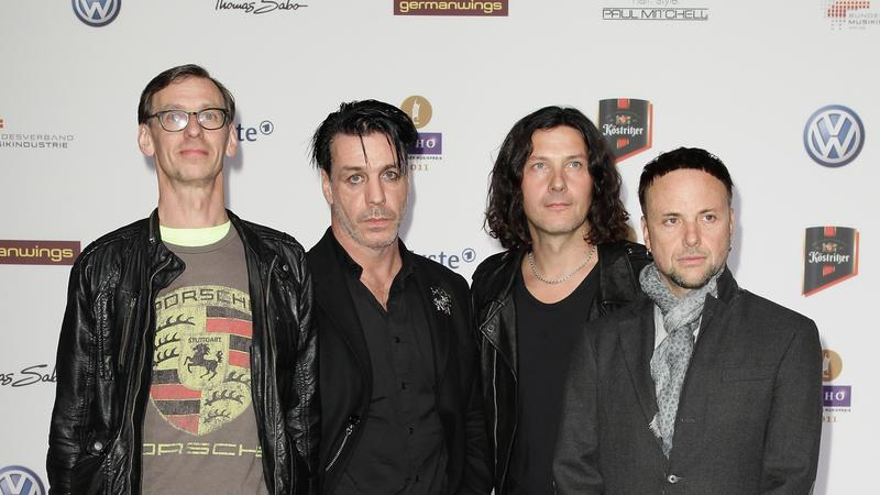 Rammstein (fot. getty images)