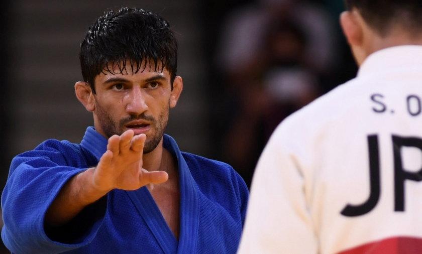 Judo - Men's 73kg - Gold medal match