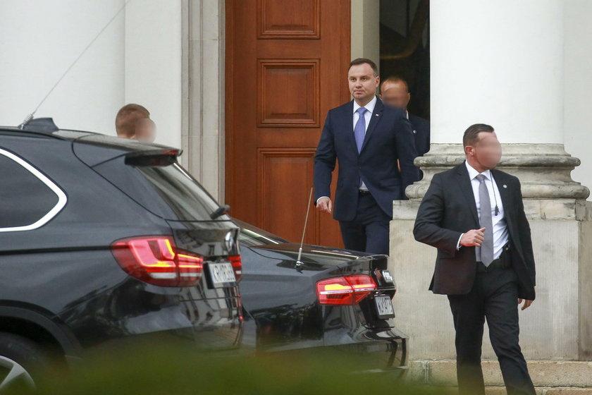 Kaczyński o spotkaniu z Dudą: jeszcze nie finiszujemy