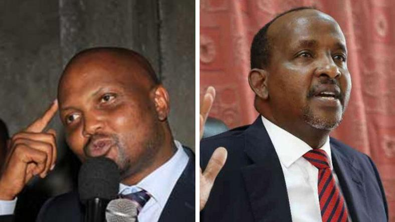 Lying to an old man is an abomination – Moses Kuria slams Duale as ODM loses major seats in Friday by-election