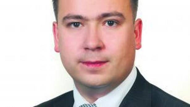 Dariusz Kałuża, radca prawny z kancelarii Robaszewska & Płoszka Radcowie Prawni