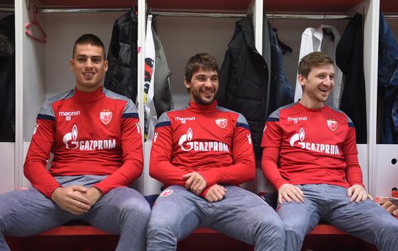 Savić, Stojković i Marin