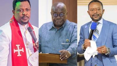 'Owusu Bempah brought NPP to power, don't forsake him' -  Prophet Nigel Gaisie begs gov't