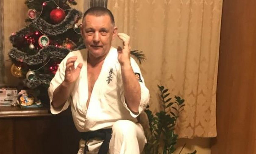 Mistrzowie karate o szefie NIK: Banaś się nie podda!