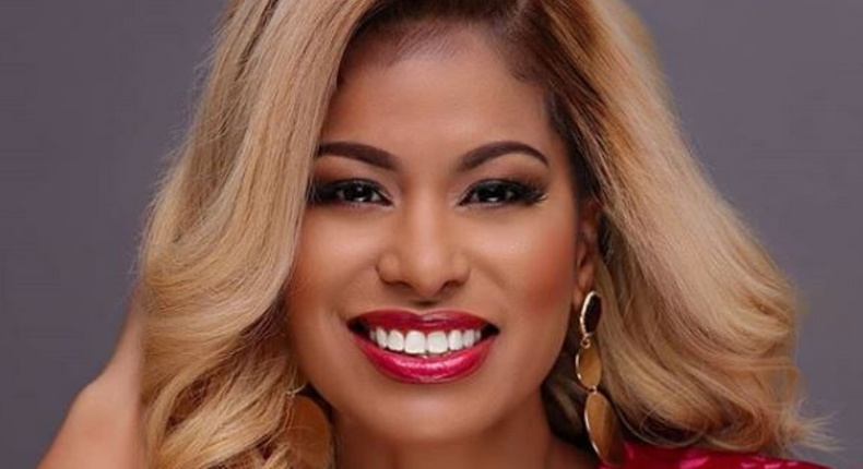 Fans react as Julie Gichuru reveals she doesn't know how to Cook