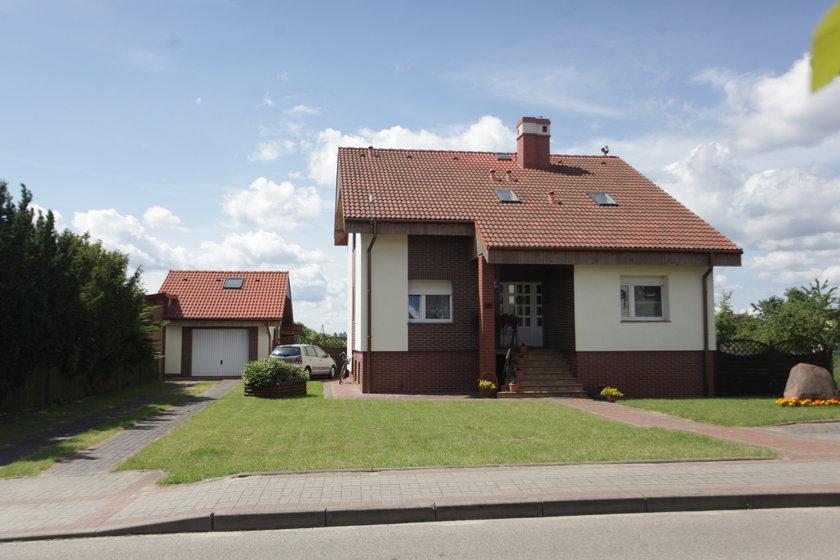 Dom Andrzeja Żmudy - Trzebiatowskiego