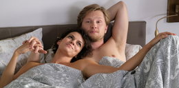 """""""M jak miłość"""". Łukasz i Patrycja idą do łóżka"""