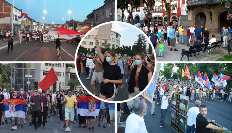 peti dan gradovi kombo RAS Branko Janackovic, Biljana Vuckovic, Nenad Mihajlovic, Aleksandar Dimitrijevic