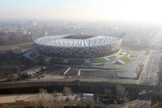 Stadion Narodowy zakłada po raz piąty murawę. Tym razem z drenażem odwadniającym