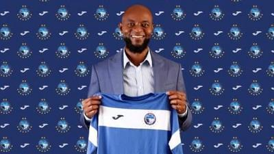 Super Eagles legend Finidi George takes over as head coach of Enyimba, and its a perfect match