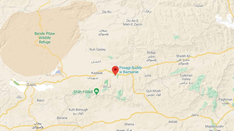 Afganistan: tragiczne wybuchy w mieście Bamian