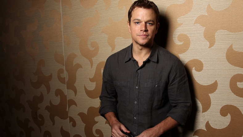 "Matt Damon kochankiem Douglasa w ""Behind The Candelabra"""