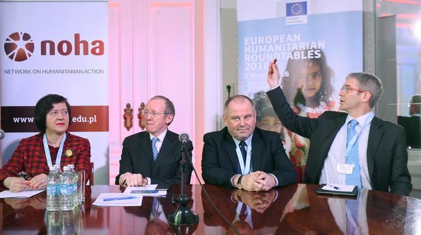 - Niezbędne są zmiany zmierzające do bardziej efektywnego udzielania pomocy - mówili uczestnicy Europejskiego Okrągłego Stołu Humanitarnego.