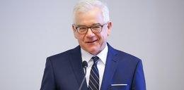 Hojny szef MSZ! 2,6 mln zł na bony dla ludzi z resortu