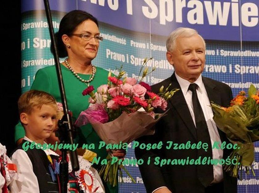 Kaczyński i Kloc