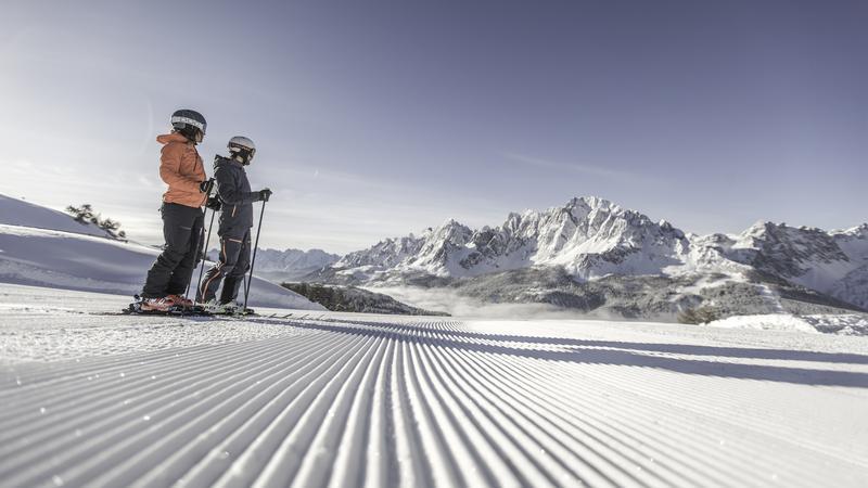 Zima w Południowym Tyrolu