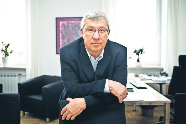 Jan Dworak, prezes KRRiT. Fot. Wojciech Górski