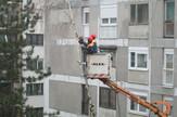 Orezivanje stabala centru grada