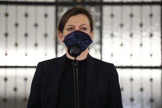 Zuzanna Rudzińska-Bluszcz nie będzie kandydować na stanowisko RPO