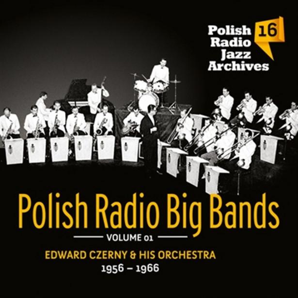 """Polish Radio Jazz Archives vol. 16"" - okładka"