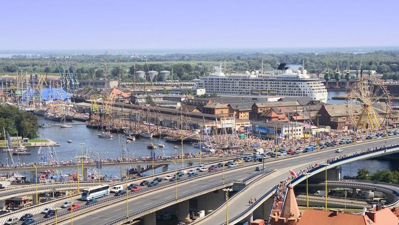 Port w Szczecinie