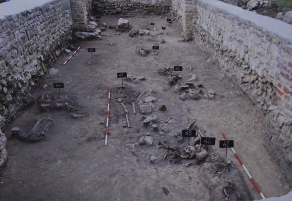 Arheološko nalazište u Kijevcima