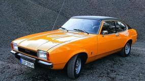 Ford Capri: niedoskonały brat amerykańskiego Mustanga