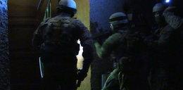 Policjanci likwidują agencję towarzyską w Warszawie. Weszli do środka i zaniemówili