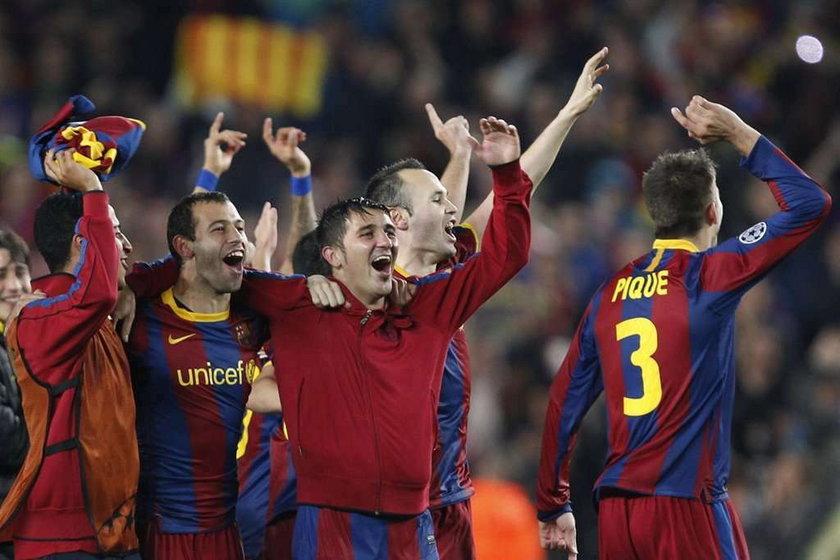 Barcelona w finale