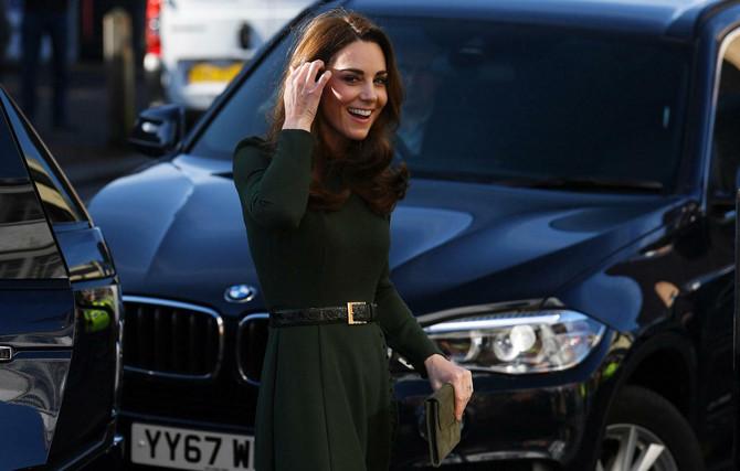 Vojvotkinja od Kembridža u Londonu