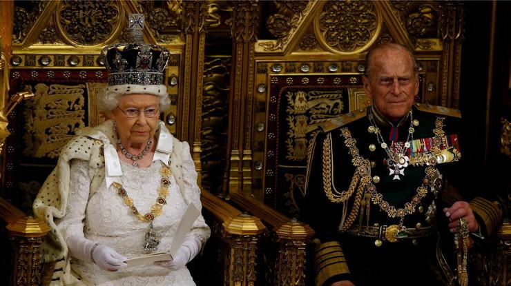 Kraljica Elizabeta II i princ Filip