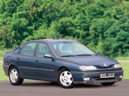 Renault Laguna V6 - o tej wersji marzyło wielu (z archiwum Auto Świata)